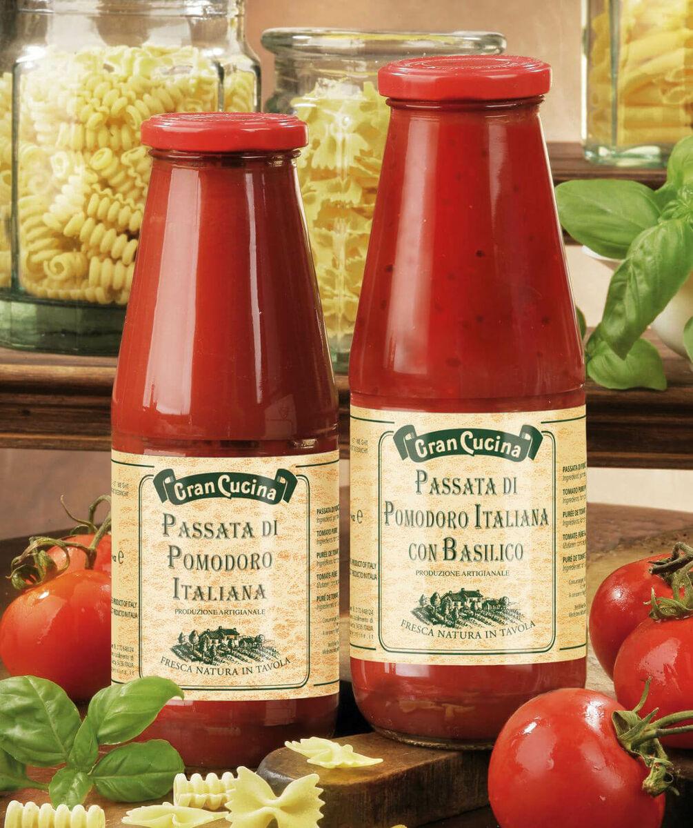 Itse Tehty Tomaattikastike