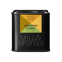 Kandyan Curry mausteseos 50 g, Mill & Mortar