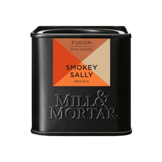 Smokey Sally BBQ Rub 50 g, Mill & Mortar