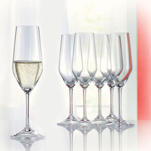 Spiegelau Style Champagne Flute 4pack