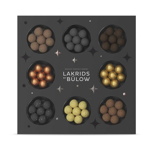 Selection Box lakritsilajitelma 335g (G), Lakrids by Bülow